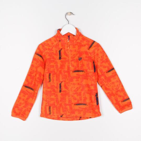 UP Polar Naranja Rojo Niño (2-8)