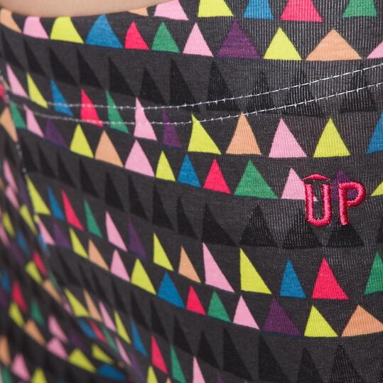 Mallas UP Multicolor Mujer