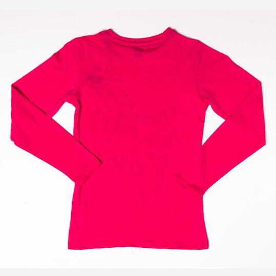 Camiseta UP Fucsia Niña (10-16)