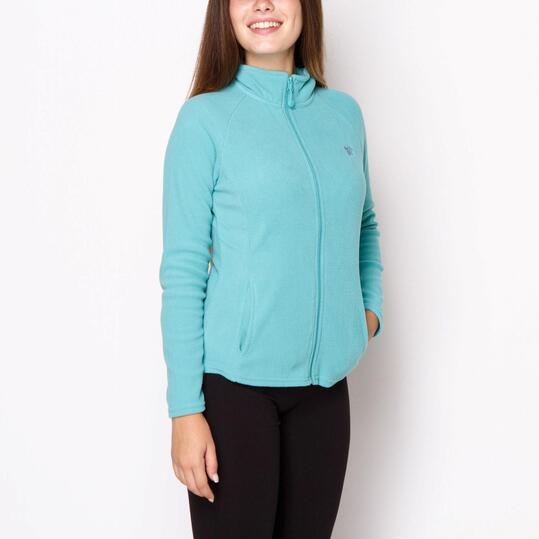 UP Polar Verde Azulado Mujer