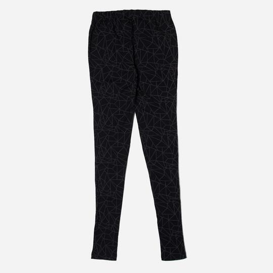 UP Leggings Negro Antracita Niña (10-16)