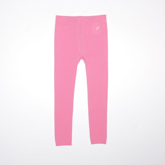 UP Leggins Rosa Niña (10-16)
