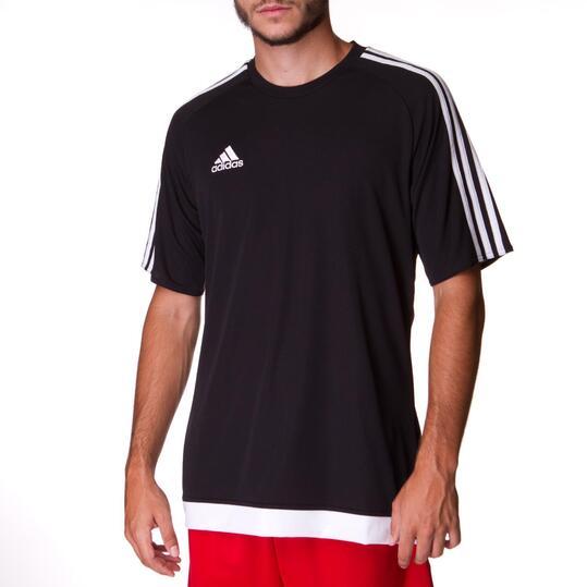 Camiseta ADIDAS Estro 15 Negro Hombre