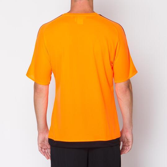 Camiseta ADIDAS Estro 15 Naranja Hombre