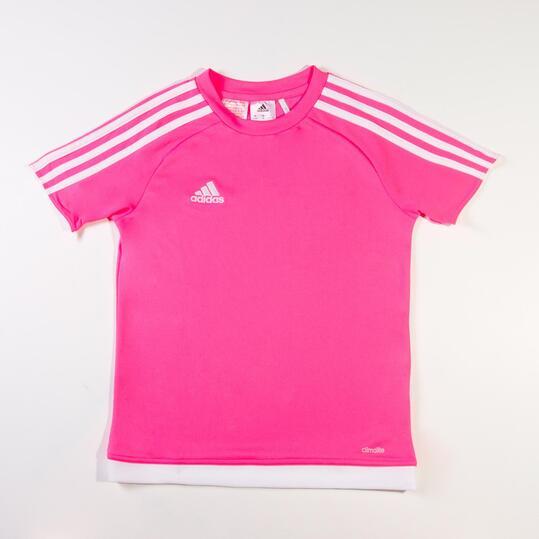 sudadera rosa niño adidas