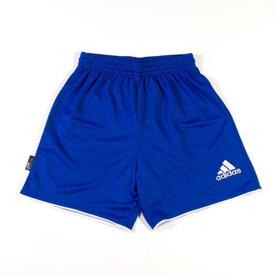 ADIDAS PARMA Pantalón Corto Fútbol Niño Azul (10-14)