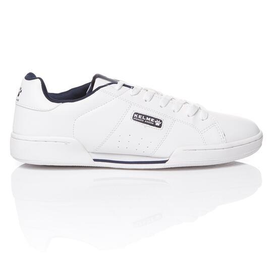 Hommes Chaussures Blanches Kelme jeu 2014 unisexe best-seller en ligne super promos yaVrU6e