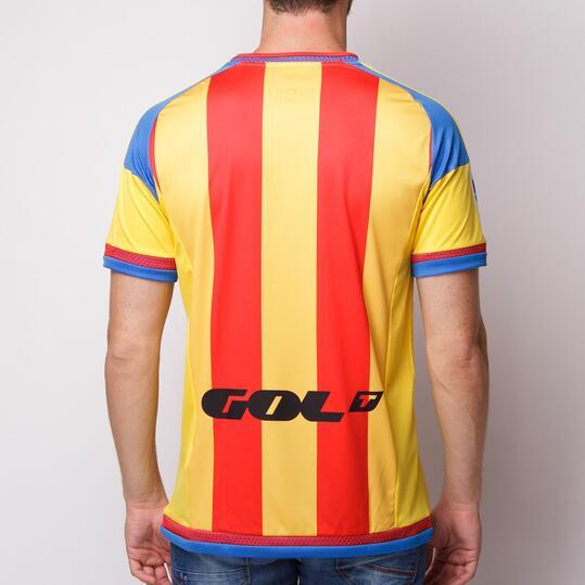 ADIDAS Camiseta Valencia C.F. 2ª Equipación Oficial