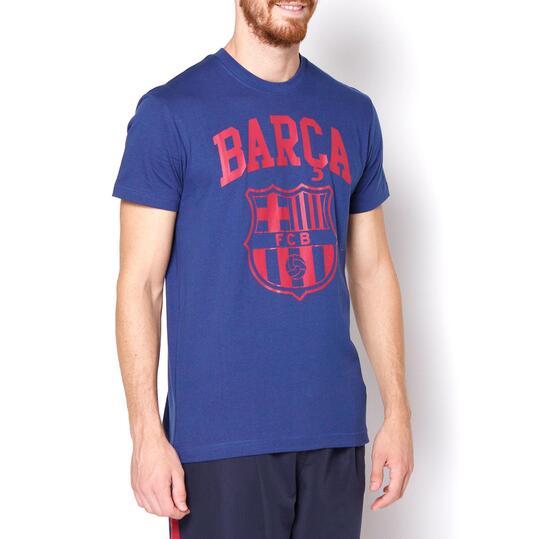 SOURCE LAB Camiseta Barcelona C.F. Azul