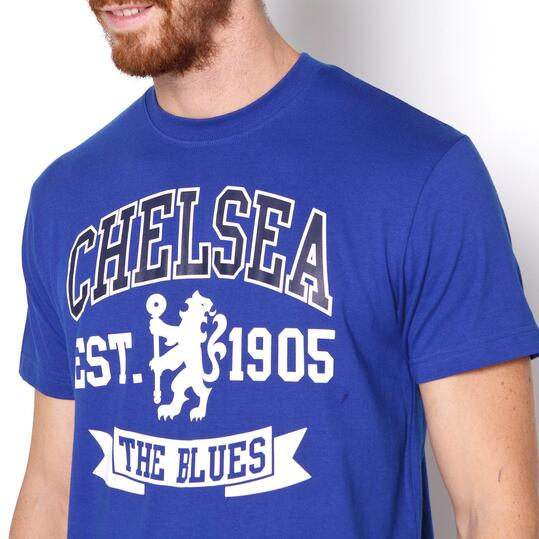 SOURCE LAB Camiseta Chelsea Azul