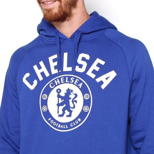 SOURCE LAB Sudadera Chelsea Azul