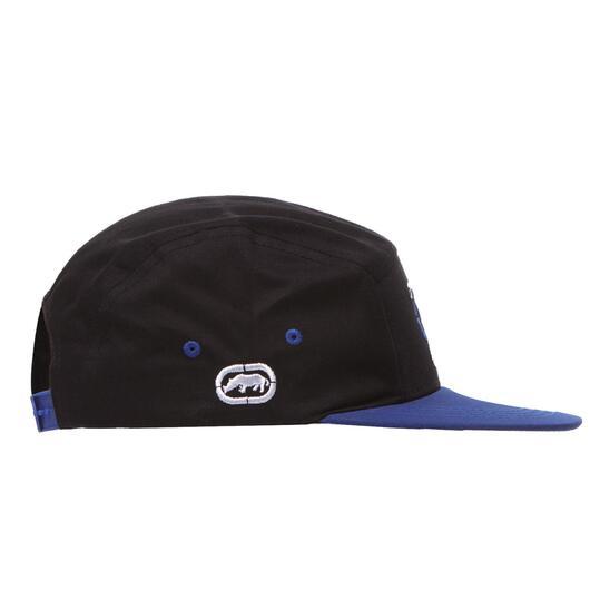 ECKO Gorra Plana Negra Azul