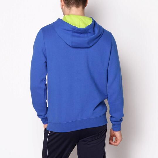 FILA BASIC Sudadera Capucha Azul Hombre