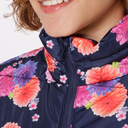 Chaqueta TRUNK&ROOTS Estampado Floral Mujer