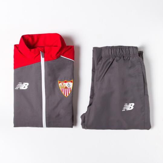 NB Chándal Sevilla C.F. Niño (8-16)