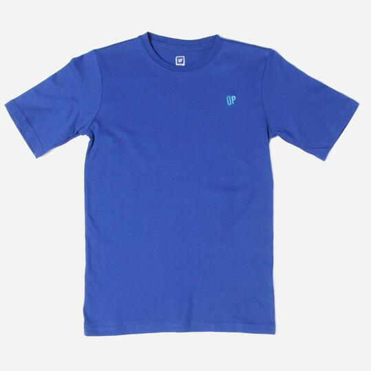Camiseta UP Royal Niño (10-18)