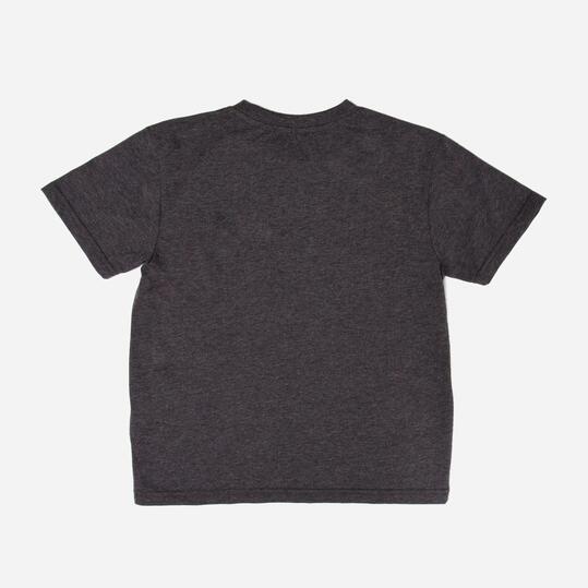 ECKO Camiseta Gris Niño