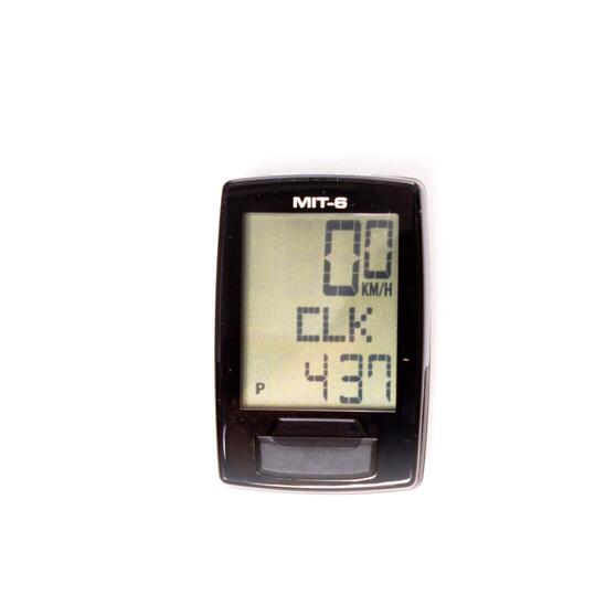 MÍTICAL ION-6 Cuentakilómetros Bici