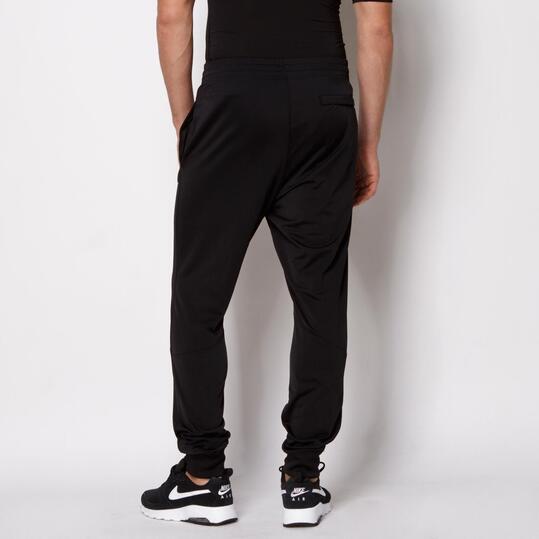 NIKE Pantalón Largo Negro Hombre