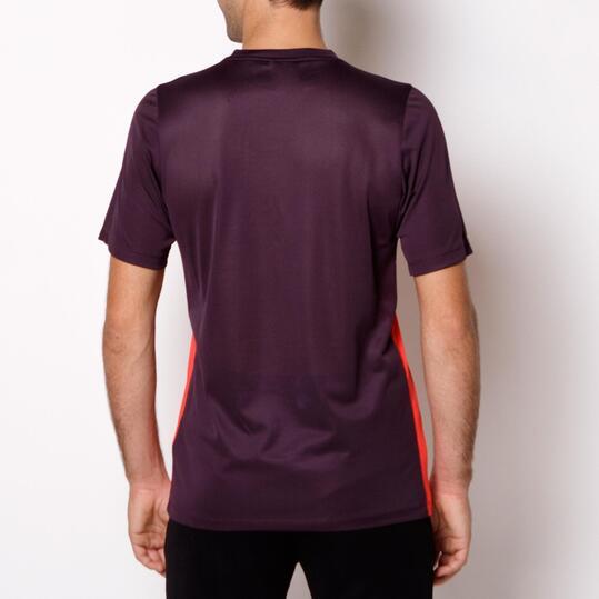 NIKE RONALDO Camiseta Fútbol Rojo Gris Hombre