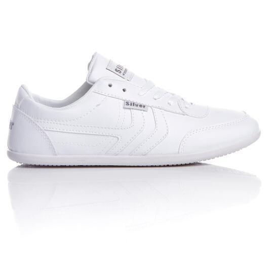 Zapatillas SILVER Blanco Mujer