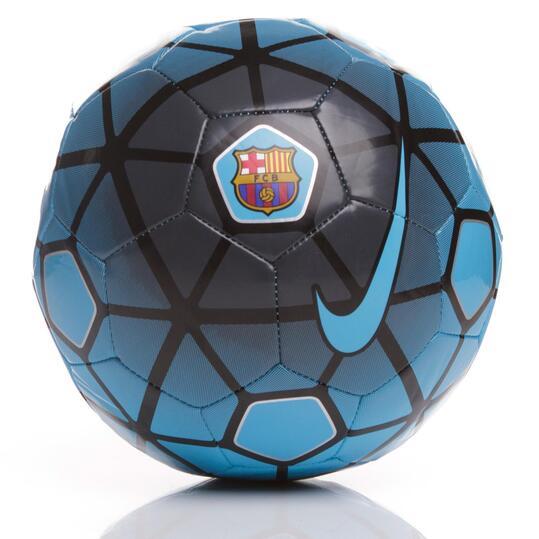 NIKE BARÇA Balón Fútbol Azul