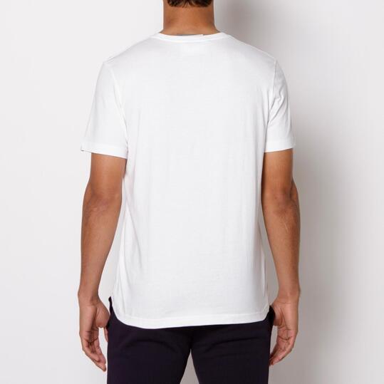 PUMA KA Camiseta Manga Corta Blanco Hombre