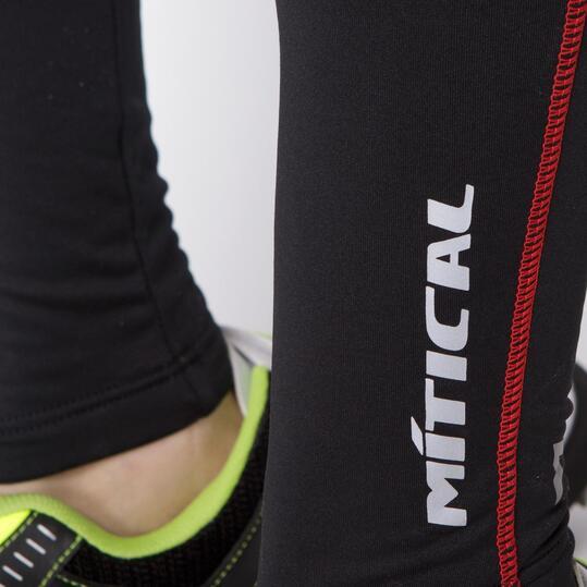 Culotte Ciclismo Térmico MÍTICAL BRONCE Negro Hombre