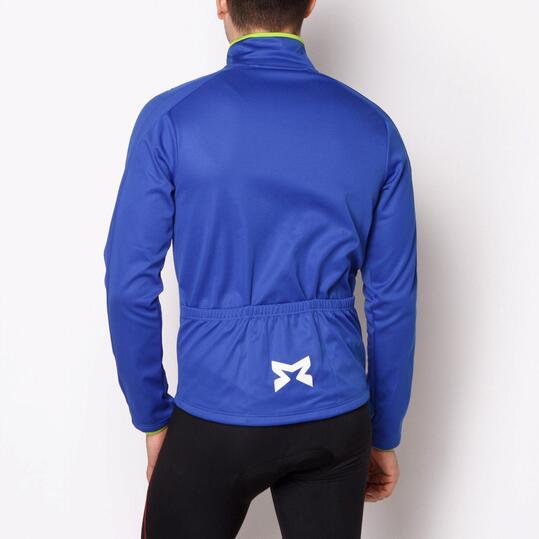 MÍTICAL PLATA Chaqueta Ciclismo Azul Hombre