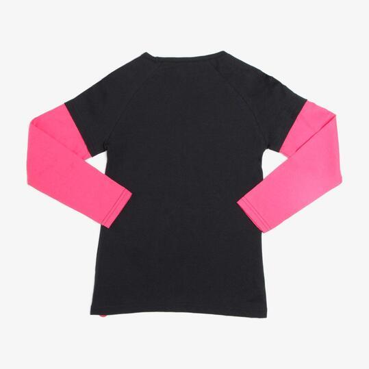 SILVER URBAN Camiseta Manga Larga Niña (10-16)