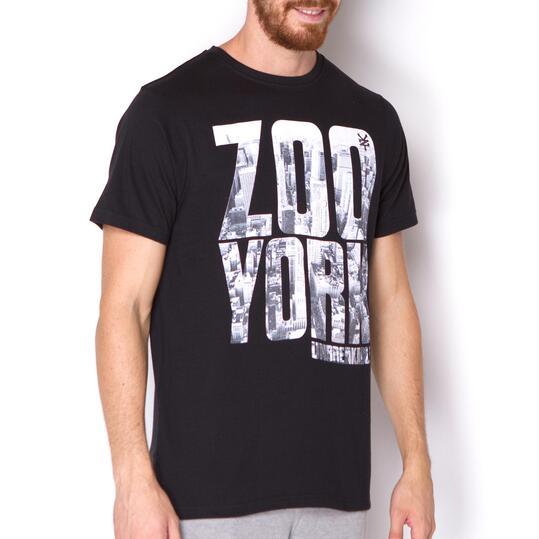ZOOYORK Camiseta Manga Corta Hombre