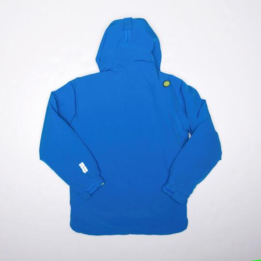 Chaqueta Nieve BORIKEN MUDDY Azul Niño (6-16)