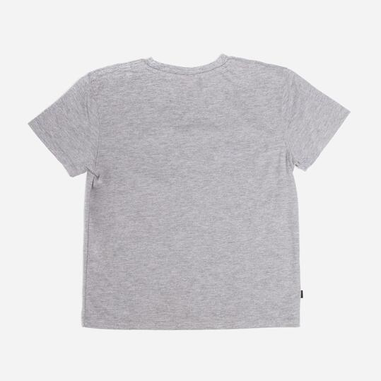 ZOOYORK STATUE Camiseta Gris Niño