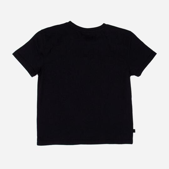 ZOOYORK GRAFFITI Camiseta Negra Niño