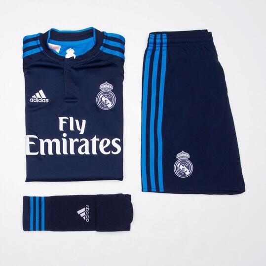 ADIDAS Equipación Real Madrid Niño (8-14)