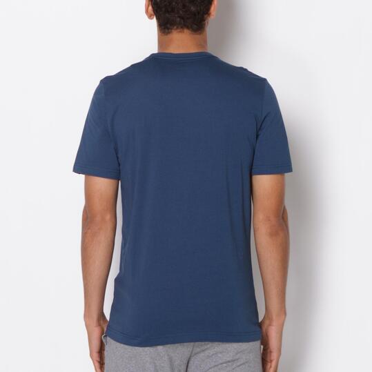 PUMA FUN Camiseta Manga Corta Marino Hombre