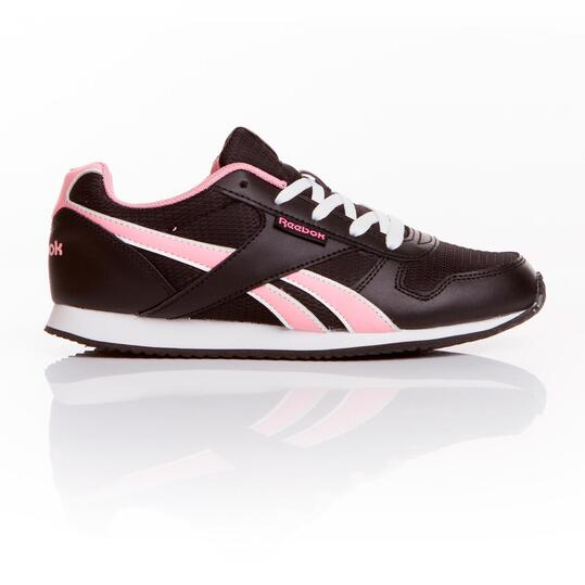 REEBOK ROYAL JOGGER  Sneakers Negro Rosa Mujer