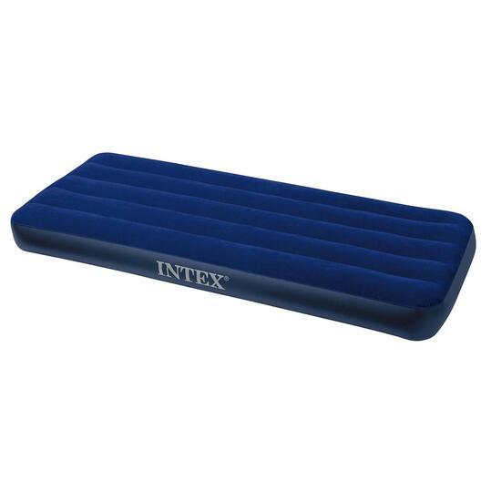 INTEX Colchoneta Hinchable Azul