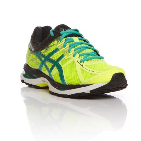 de deporte amarillas Asics de Gel Zapatillas Bawq7xa