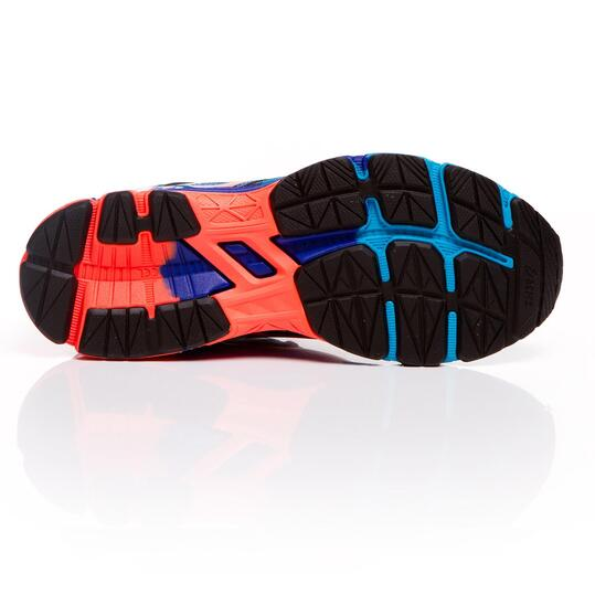 ASICS GEL NOOSA TRI 11 Zapatillas Running Azul Rosa Niña (36-40)