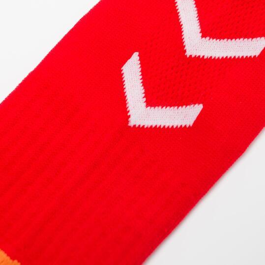 KELME Media Fútbol Rojo Hombre