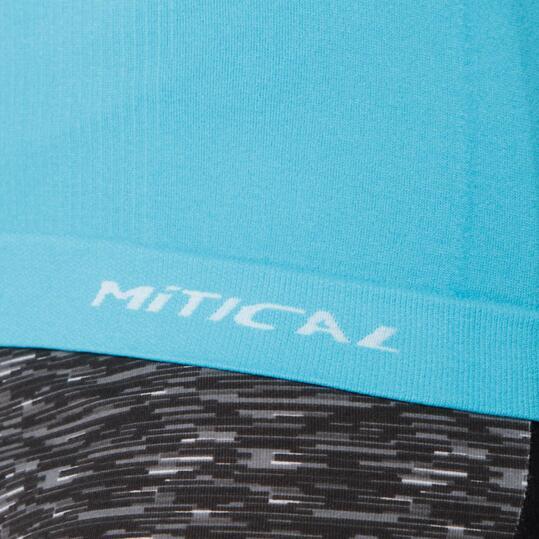 Camiseta Interior Ciclismo MÍTICAL Turquesa Mujer