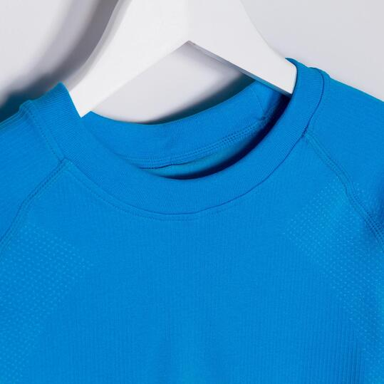 Camiseta Interior Manga Larga MÍTICAL SEAMLESS Azul Niño (6 años)