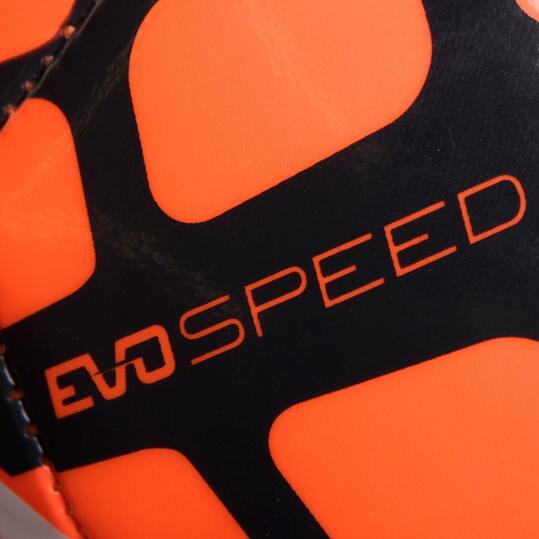 PUMA SPEED Minibalón Fútbol Naranja Negro