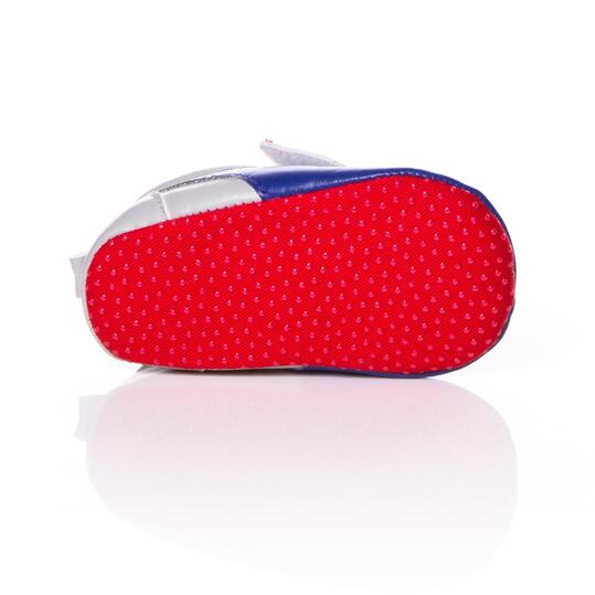 FILA Zapatillas Bebé Azul Rojo