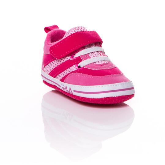 FILA Zapatillas Bebé Rosa