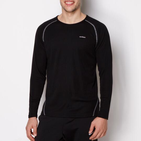 Camiseta Interior BORIKEN Negro Hombre