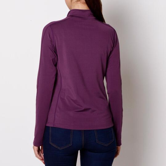 Camiseta Térmica BORIKEN Morado Mujer
