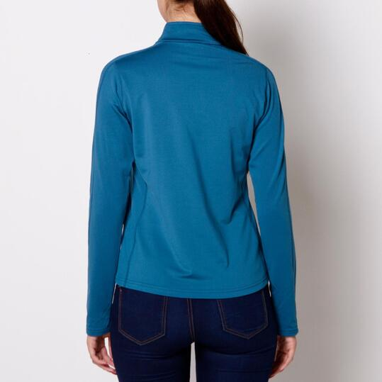 Camiseta Térmica BORIKEN Azul Mujer
