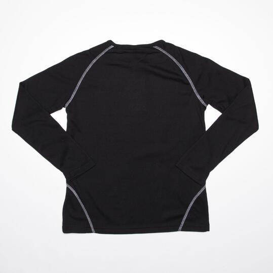 Camiseta Interior BORIKEN Negro Niño (10-16)
